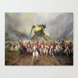Waterloo Canvas Print