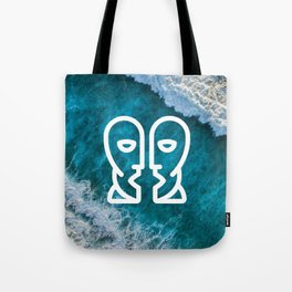Is there any body out there? (designer) Tote Bag