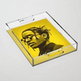 A$AP Rocky Acrylic Tray