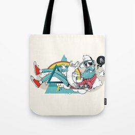 Freewheelin Hipsta Tote Bag