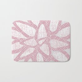 brom red Bath Mat