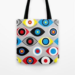 Eye on the Target Tote Bag