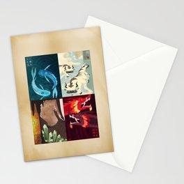 Original Bending Masters Series Stationery Cards