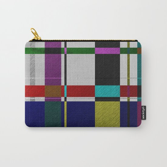 Streets Of Foil Carry-All Pouch