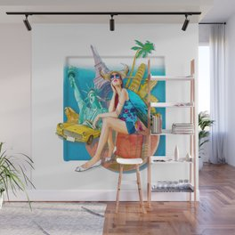 World travel Wall Mural