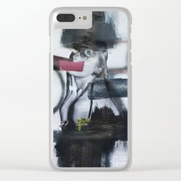 cardiofobia Clear iPhone Case