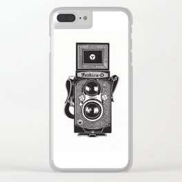 Yashica Clear iPhone Case