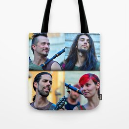 All for one, one for all... Tote Bag