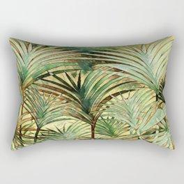 Tropical Palm Rectangular Pillow