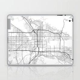 Minimal City Maps - Map Of San Bernardino, California, United States Laptop & iPad Skin
