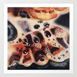 Bacon...... Art Print