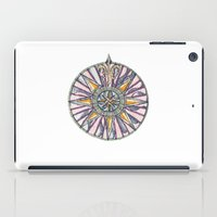 compass iPad Cases featuring Compass by Charlie of Foss