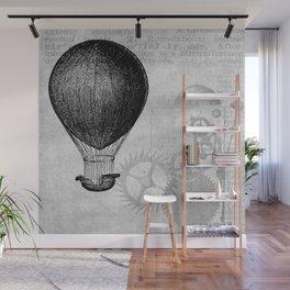 hot air balloon 4 Wall Mural