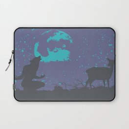 The Werewolf of Saddle Creek Laptop Sleeve