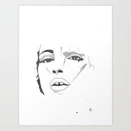 obnubilazione. Art Print