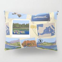 Parcu di Corsica Pillow Sham