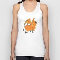 digimon Tank Tops featuring Patamon by Jelecy