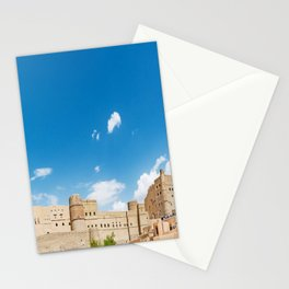 Omani Fort 3 Stationery Cards