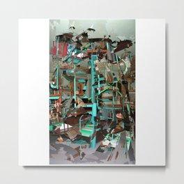 Staircase 04 Metal Print