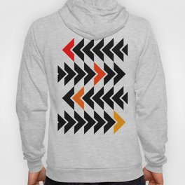 Arrows Graphic Art Design Hoody