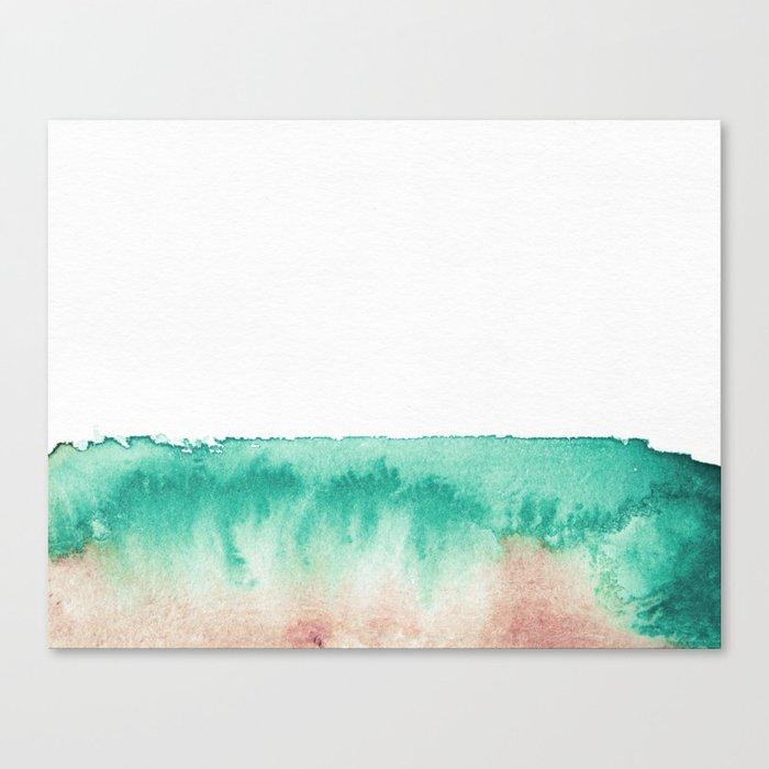 mineral 02 Canvas Print