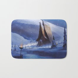 Viking House Bath Mat