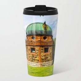 Observatory 3 Metal Travel Mug