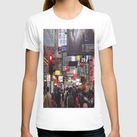 hong kong T-shirts featuring Hong Kong  by ENGINEMAN - JOSEPHAMT