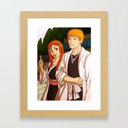 Captains Framed Art Print