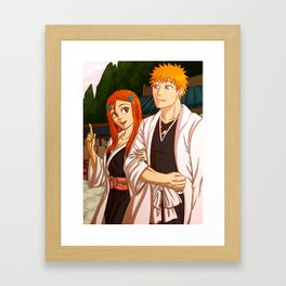 Captains Framed Art Print