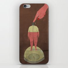 Easy Diets iPhone & iPod Skin