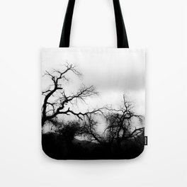 DARK FEEL Tote Bag
