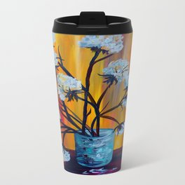 Bouquet of Cotton Travel Mug
