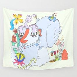 Simi ish Wall Tapestry