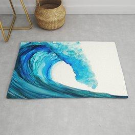 Abstract Wave Rug