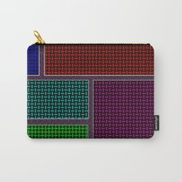 T-Cell Weave Carry-All Pouch