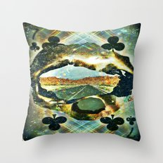 Paved With Good Intentions Throw Pillow