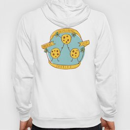 Cheerleading Chocolate Chip Cookies Hoody