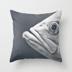 Eye There Throw Pillow