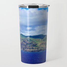 Kauai's Bright Welcome Travel Mug