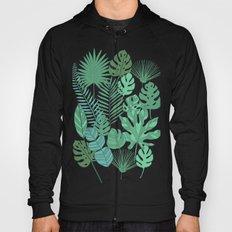 Tropical plantation Hoody