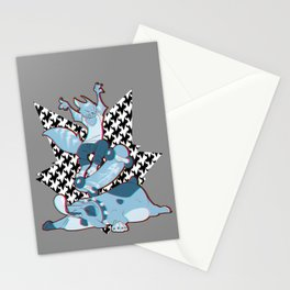 Skater Cat 2 Stationery Cards