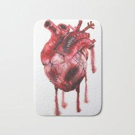 Heart Beat Bath Mat
