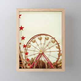 Follow the Stars Framed Mini Art Print