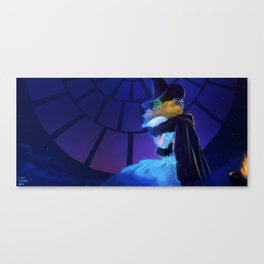 For Good Canvas Print