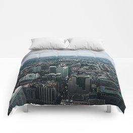 6IX views Comforters