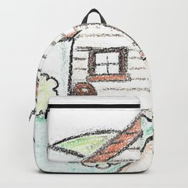 House Backpack