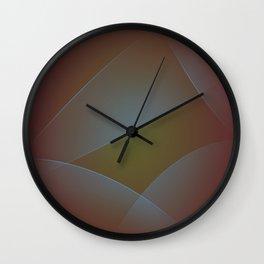 Quincy, Corduroy, Kabul, Buccanir & Costa Del Sol Colors Wall Clock
