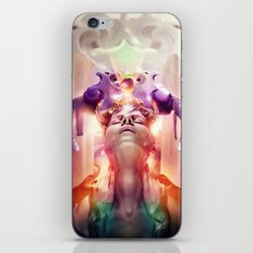 The Wicked Queen iPhone & iPod Skin