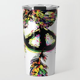Peace dream cather Travel Mug